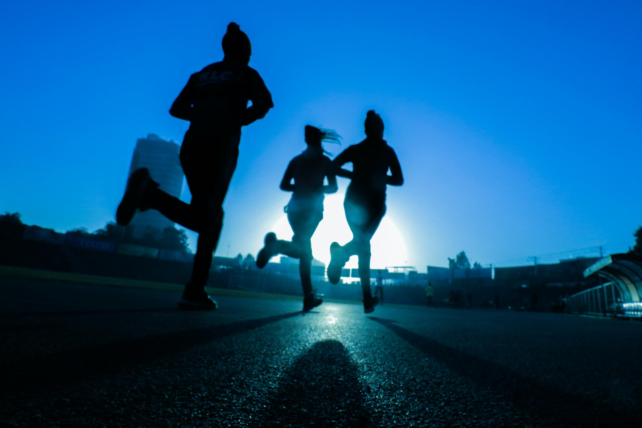 Ile wiesz na temat biegania?