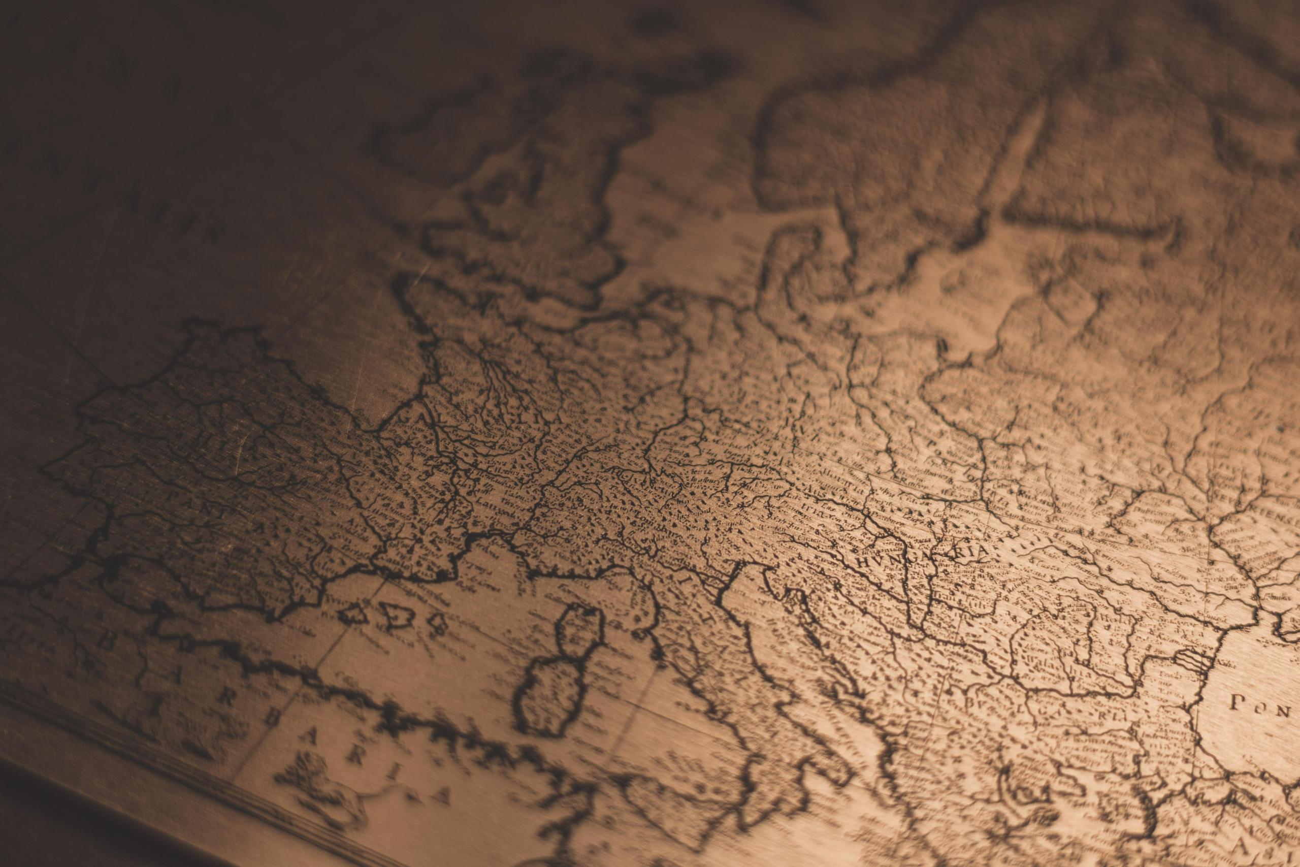 Słynne miasta i regiony Europy – czy wiesz, gdzie leżą?